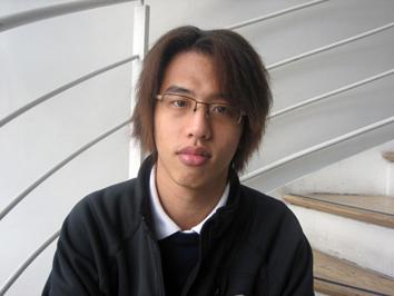 Portrait de Wei-Hsiang Liao